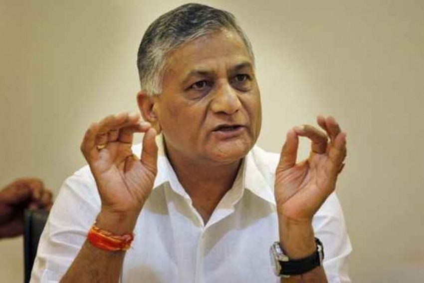 VK Singh Asks 'Why Doesn't India Become Israel', Targets Govt Critics, Student Leaders, Media