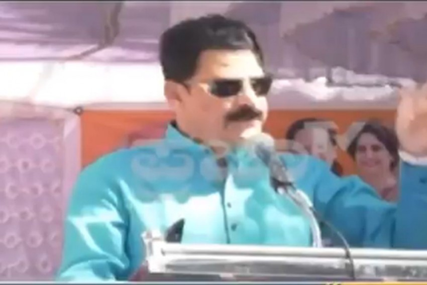 BJP Demands Action Against Cong Leader's Alleged 'Shoot PM' Statement