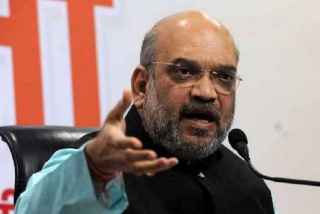 <em>Mahagathbandhan</em> Leaders Should Clarify If They Support Ram Mandir Or Not: Shah