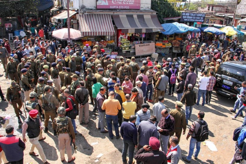 1 Dead, 32 Injured In Grenade Explosion At Bus Stand In Jammu, Attacker Arrested