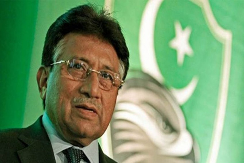 Pak Intelligence Used Jaish To Target India In My Time: Musharraf