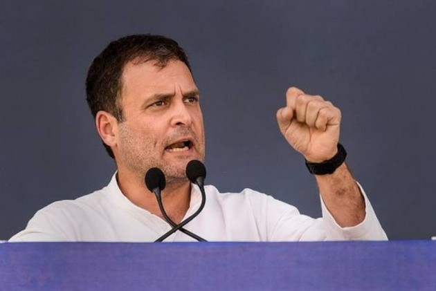 Congress Supported Govt After Pulwama, Sad That PM Modi Is Politicising Attack: Rahul Gandhi