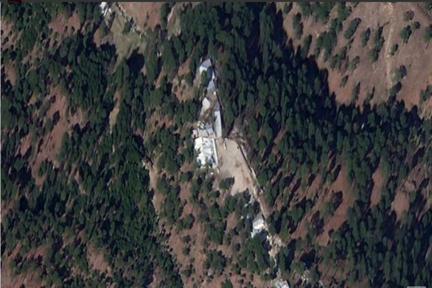 Before-After Satellite Images Of IAF Strike In Balakot Shows 'Significant Damage'