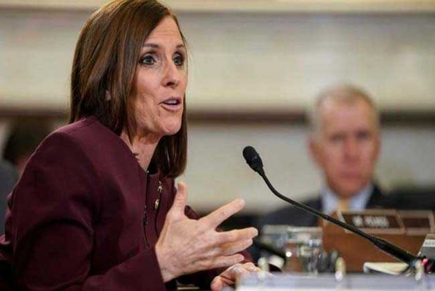 US Senator Alleges She Was Raped By Air Force Officer