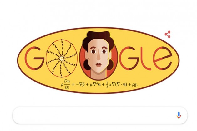 Google Doodle Celebrates 97th Birth Anniversary Of Russian Mathematician Olga Ladyzhenskaya