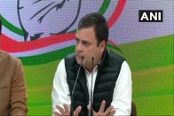 Rahul Gandhi Warns Of Probe Against PM Modi In Rafale Deal