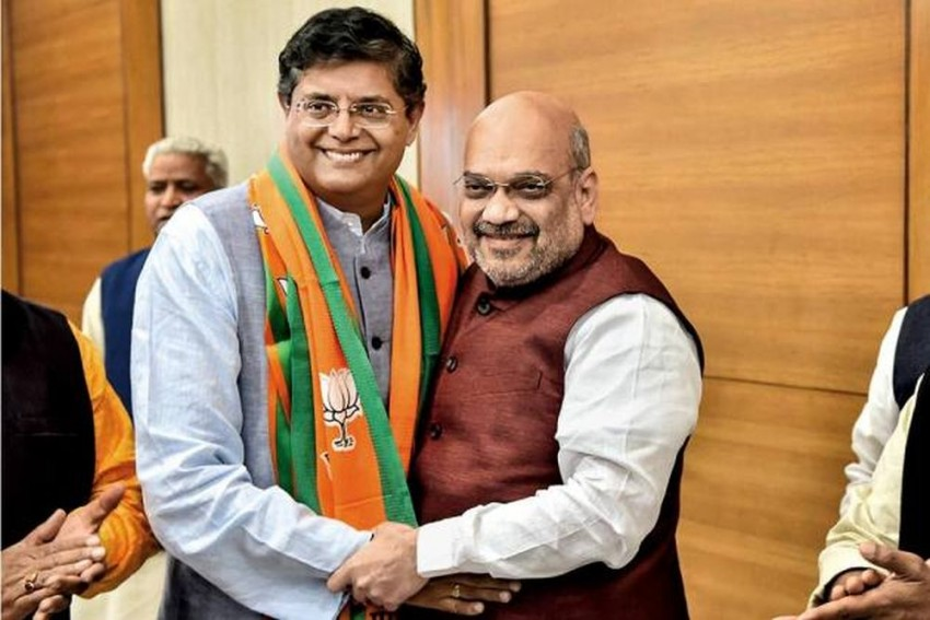 Days After Joining BJP, Baijayanat Panda Appointed As Party National Vice-President