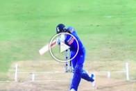 India Vs Australia: No One Is Stopping That! Virat Kohli Belts A Bullet Four – WATCH