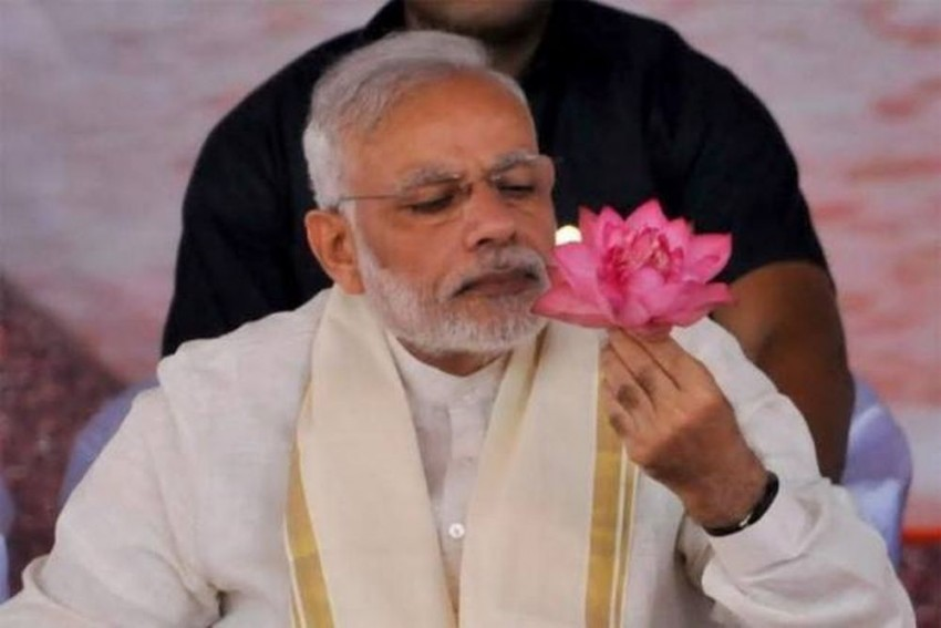 The 'Lucky Chair' That Made Modi PM, Or So Believes The BJP