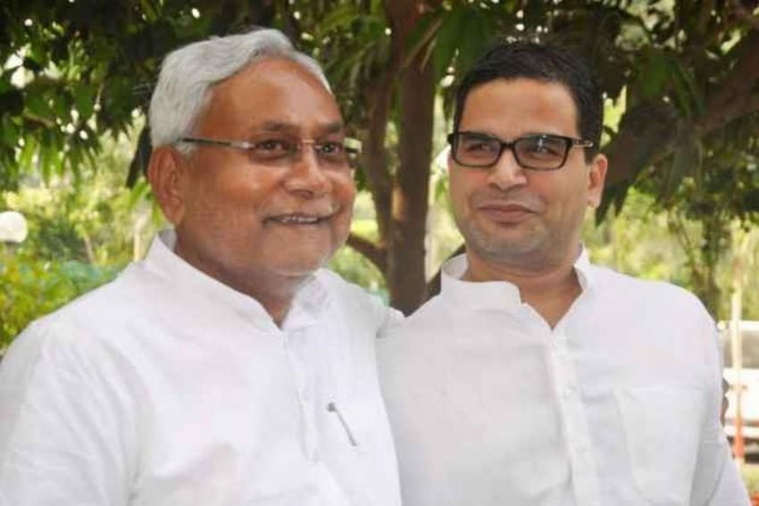 Before Realigning With BJP, Nitish Kumar Should Have Sought Fresh Mandate: Prashant Kishor