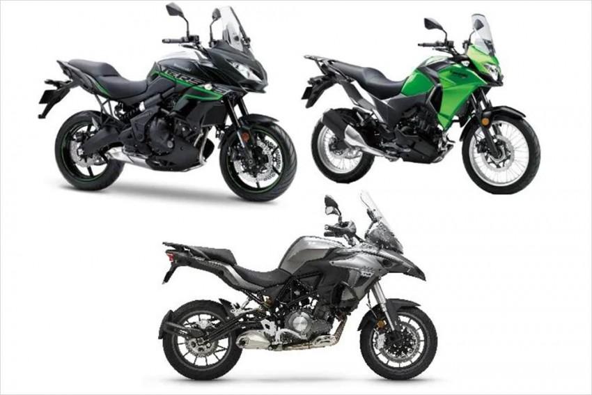 Kawasaki Versys-X 300 vs Benelli TRK 502 vs Kawasaki Versys 650: Real World Numbers
