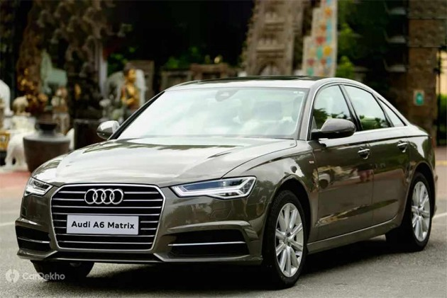 Audi A6 Lifestyle Edition Launched At Rs 49.99 Lakh