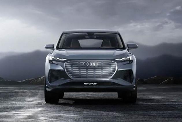 Audi Q4 e-tron Concept Revealed; Has A Range Of Over 450km