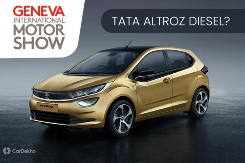Tata Altroz Diesel Unlikely; EV Launch In 2020