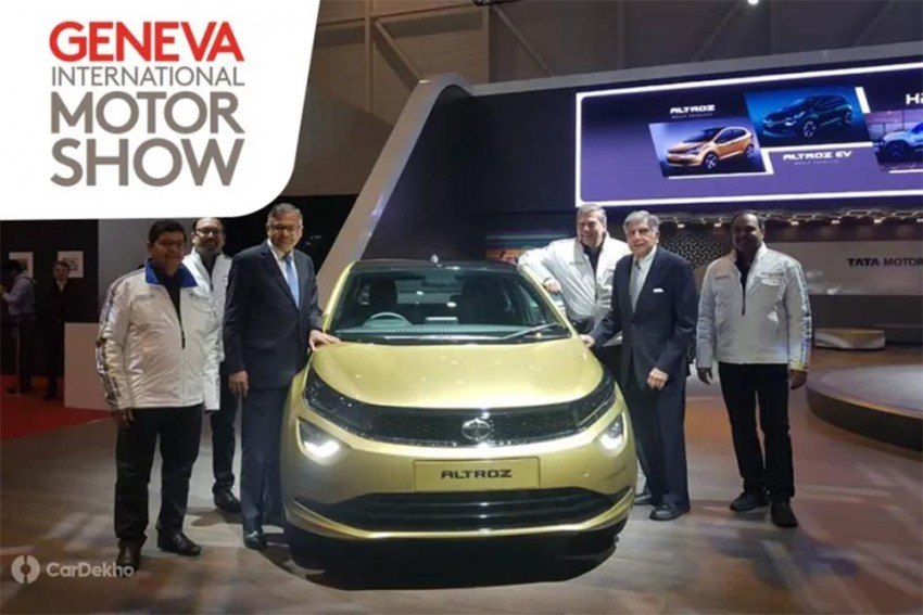 Tata Altroz Revealed; India Launch By Mid-2019