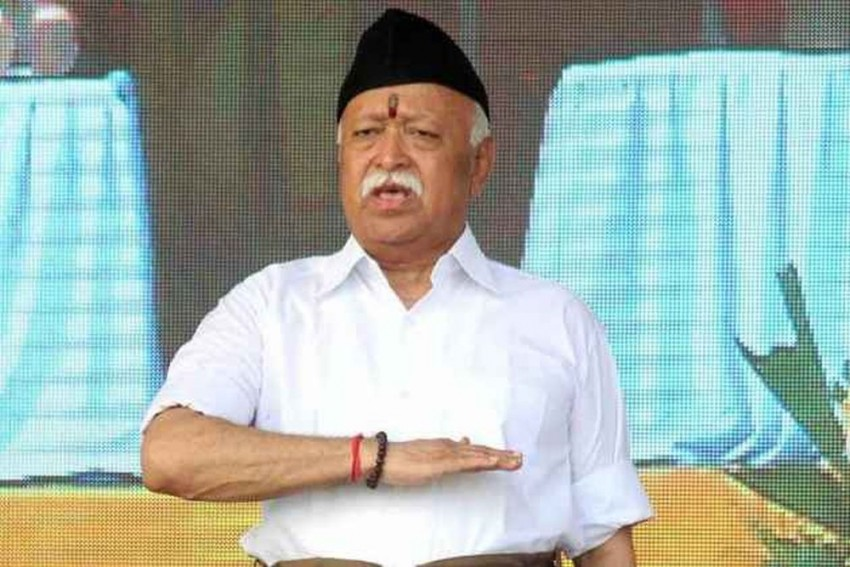 RSS Praises Air Force, Says Modi Govt Took Right Decision To Deal With Anti-National Forces