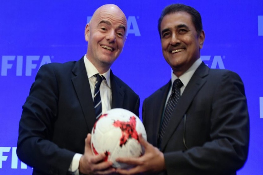AIFF President Praful Patel Set To Become First Indian In FIFA Executive Council