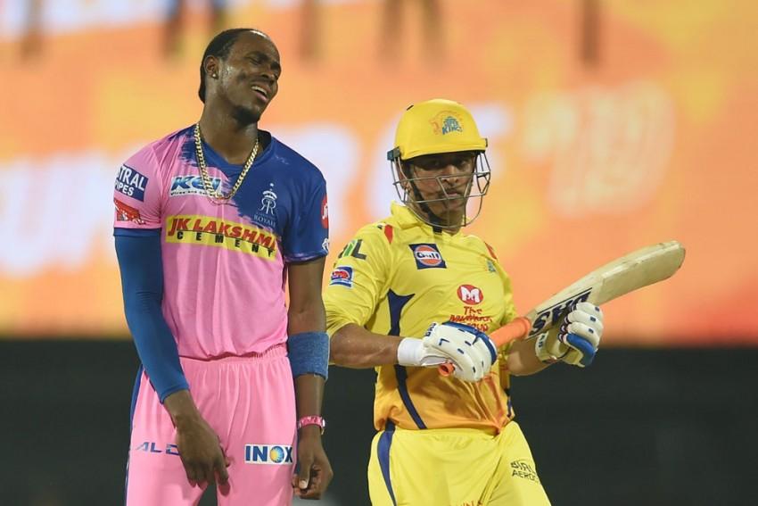 IPL 2019, CSK Vs RR Match Report: Dhoni Masterclass Helps Chennai Beat Rajasthan By 8 Runs