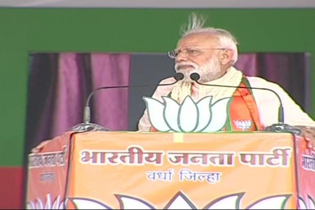 Congress Insulted Hindus With Terror Tag, Now Scared Of Contesting Hindu-Majority Seats: PM Modi Targets Rahul Gandhi