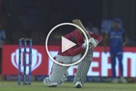 IPL 2019, KXIP Vs DC: Sarfaraz Khan's Outlandish Scoop Against Avesh Khan Leaves Everyone Stunned – WATCH