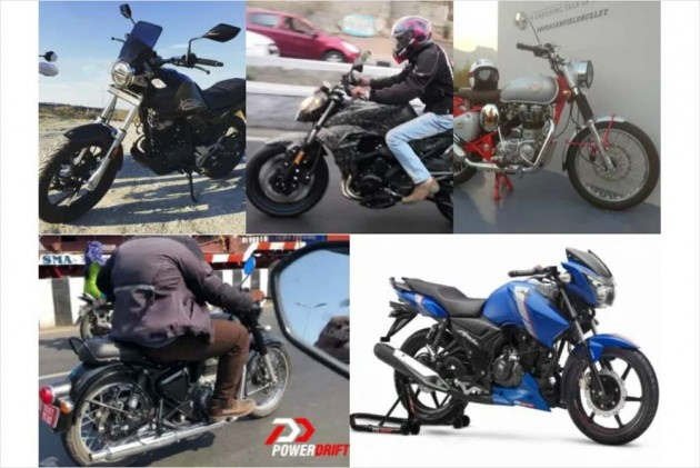 Top 5 Motorcycle News Of The Week: New Royal Enfields Spied, RE Trials Launched, XPulse 200 Spotted & More!