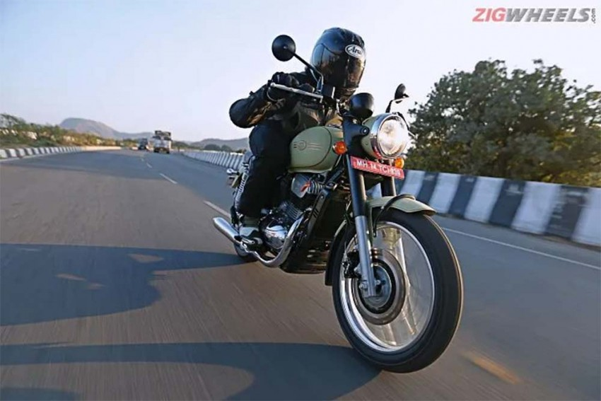 Jawa Number 1 Goes For Rs 45 Lakh