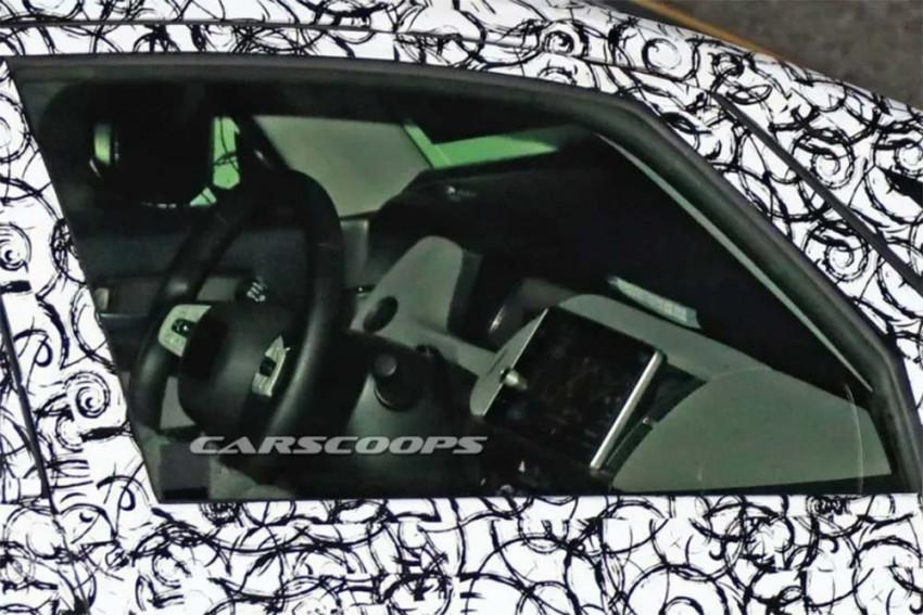 Fourth-gen Honda Jazz Spied Again; Interior Revealed