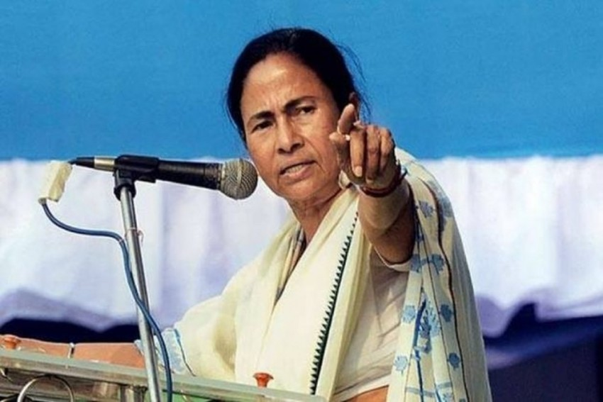 Mamata Banerjee Hits Out At BJP, Says PM Modi Will Never Be Prime Minister Again