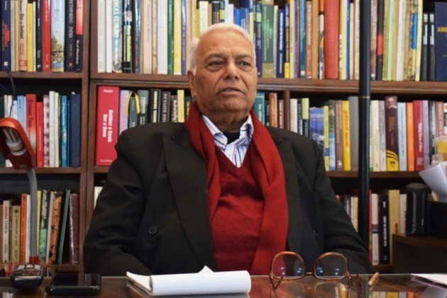 Rafale Deal: Modi Govt Misled Court, We Will Pursue Perjury Case In SC, Says Yashwant Sinha
