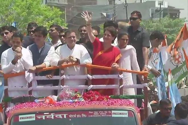 Lok Sabha Election 2019 Updates: Congress President Rahul Gandhi Files Nomination From Amethi