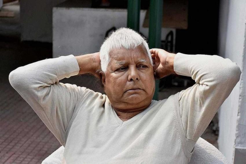 SC Dismisses Bail Plea Of Lalu Prasad Yadav In Fodder Scam