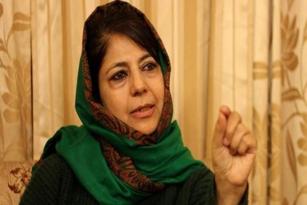 BJP Demands Mehbooba Mufti's Arrest For Allegedly 'Instigating People' To Defy Vehicle Ban On J&K Highway
