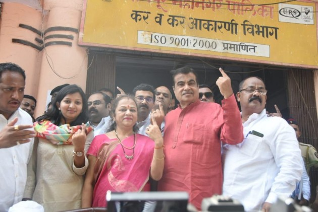 Hope I Win With A Bigger Margin This Time: Nitin Gadkari