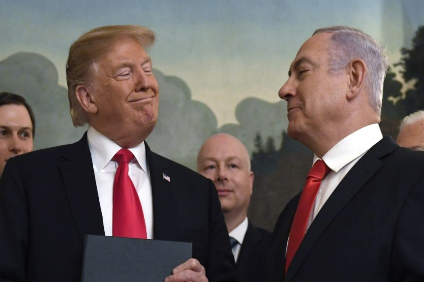 Israel PM Netanyahu's Win Gives US Peace Plan Better Chance, Says Donald Trump