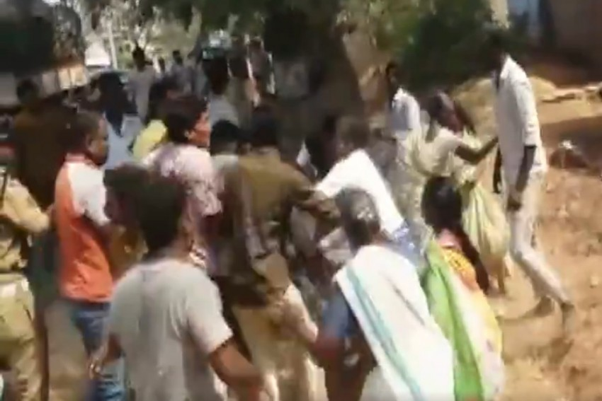 2 Killed In Clash Between YSRCP, TDP In Anantapur District