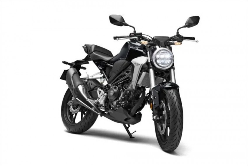 Honda Begins Deliveries For CB300R In India
