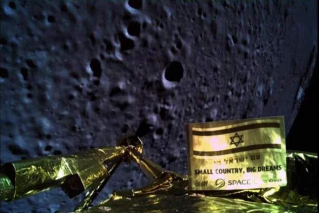 Israel's Spacecraft Crashes Moments Before Landing On Moon