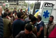 10 J&K Policemen Injured In Road Accident In Baramulla District
