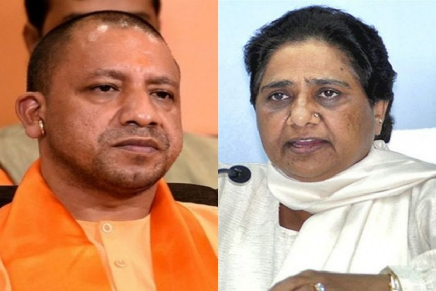 EC Issues Show Cause Notice To Yogi Adityanath, Mayawati