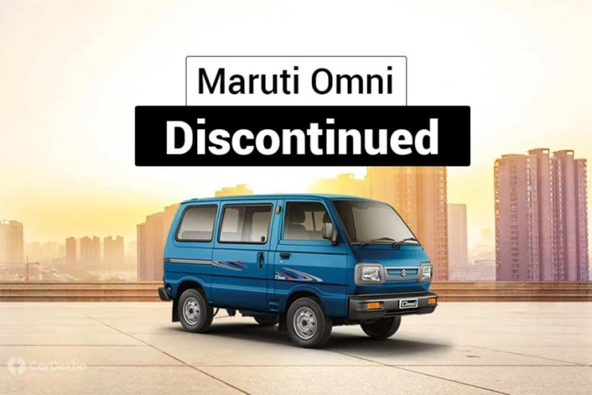 Maruti Suzuki Omni Discontinued