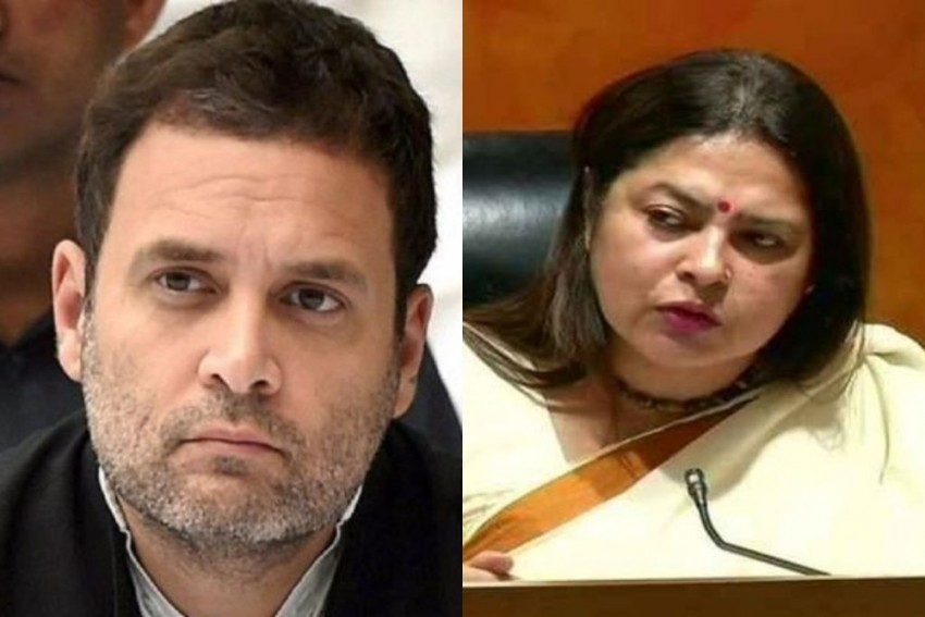 BJP MP Meenakshi Lekhi Moves SC Against Rahul Gandhi's Remarks On Rafale