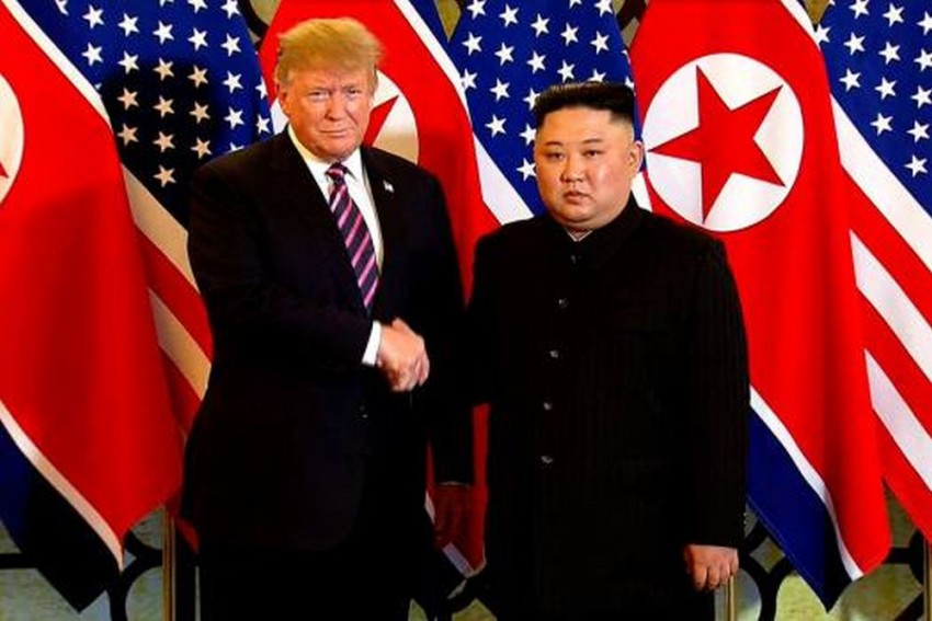 US President Donald Trump Open To Third Meeting With North Korea's Kim Jong-Un