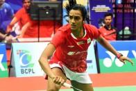 PV Sindhu Out Of Singapore Open Badminton; Nozomi Okuhara To Face Tai Tzu Ying For Title