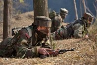 Encounter Breaks Out Between Militants, Security Forces In J&K's Kulgam District