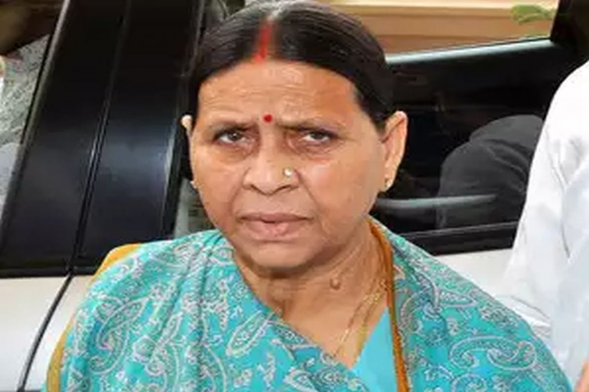 Enough Son, Please Return Home: Rabri Devi's Appeals To Tej Pratap