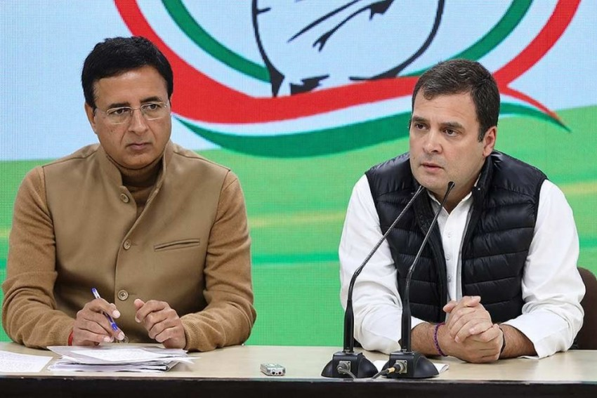 Congress Complains To EC Against PM Narendra Modi, Amit Shah For 'Dragging' Armed Forces Into Politics