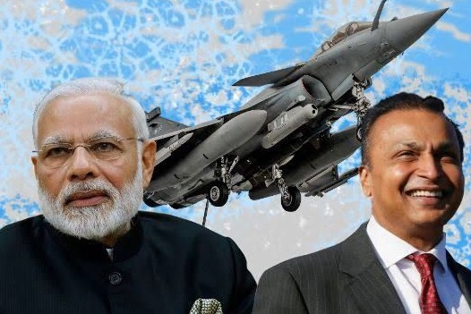 'Connivance, Crony Capitalism, Corruption', Alleges Congress Amid New Revelations On Rafale