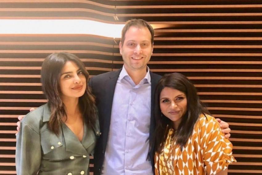 Priyanka Chopra, Mindy Kaling To Team Up For A 'Big Fat Indian Wedding' Comedy