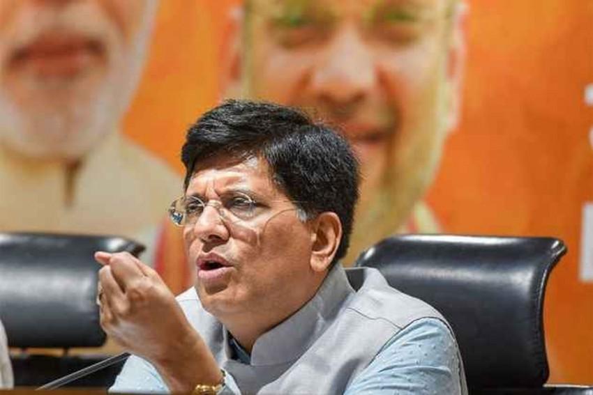 Congress' 'NYAY' Scheme Recipe For Scam, May Burst Like Balloon: Piyush Goyal