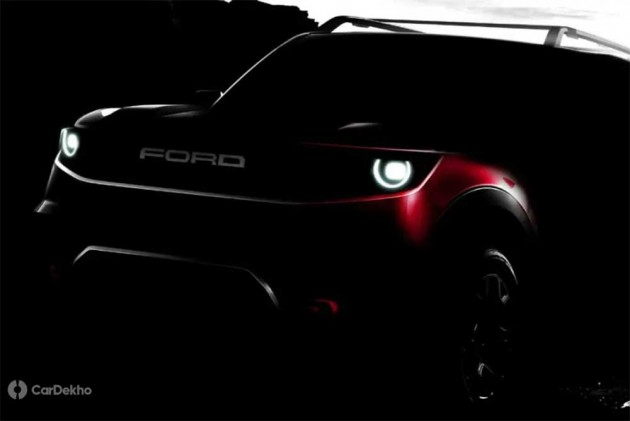 Ford-Mahindra JV To Yield Jeep Compass Rival?